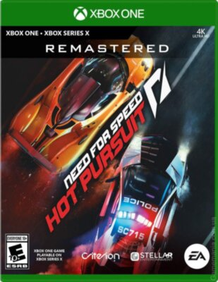 Need for Speed Hot Pursuit Remastered (Xbox One)