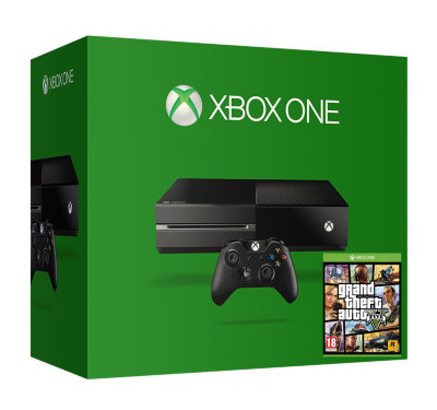 Xbox One bundle + GTA5