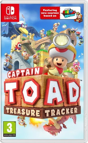 Captain Toad Treasure Tracker (Switch)
