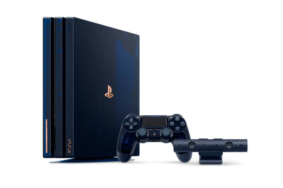 Купить PlayStation 4 Pro 500 Million Limited Edition Киев 3aa9d943b8672