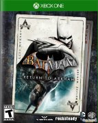 Batman return to arkham (Xbox One)