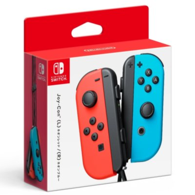 Nintendo Switch Joy-Con (red/blue)