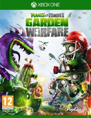 Plants vs Zombies Garden Warfare(Xbox One)