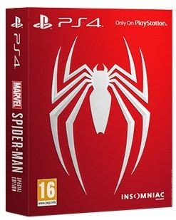 Spider-Man Special Edition (PS4)