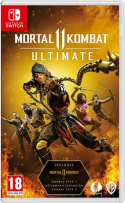 Mortal Kombat 11 Ultimate (Nintendo Switch)