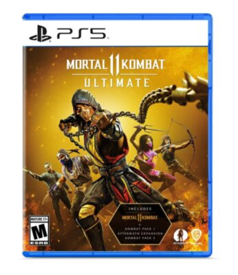 Mortal Kombat 11 Ultimate (PS5)