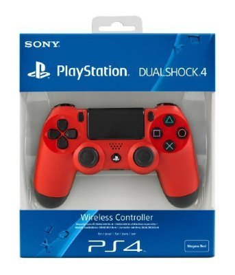 DualShock 4 V2 (Red)