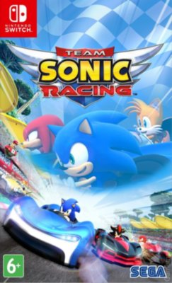 Team Sonic Racing (Switch)