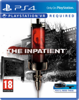 The Inpatient (PS4 VR)