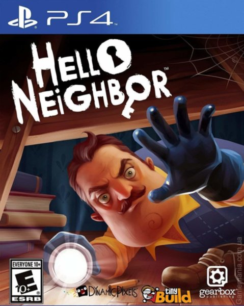 Hello Neighbor (PS4)