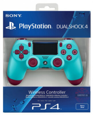 DualShock 4 V2 (Blue Berry)