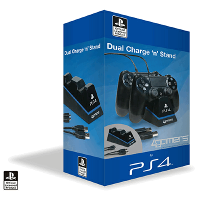 Dualshock 4 Charging Station PS4