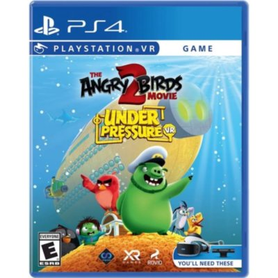The Angry Birds Movie 2 VR: Under Pressure (PS4 VR)