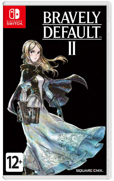 Игра Bravely Default II (Nintendo Switch)
