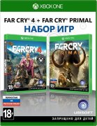 Комплект игр Far Cry 4 + Far Cry Primal (Xbox One)