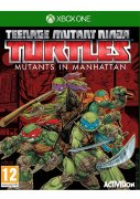 Teenage Mutant Ninja Turtles Mutants in Manhattan (Xbox One)