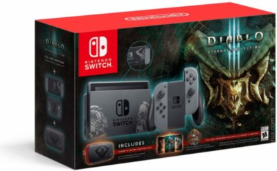 Nintendo Switch Diablo III Eternal Collection Edition Bundle