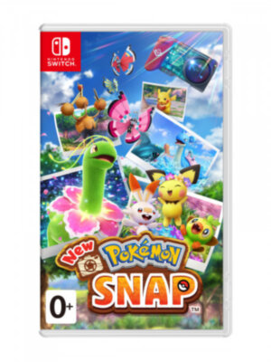 New Pokemon Snap (Nintendo Switch)