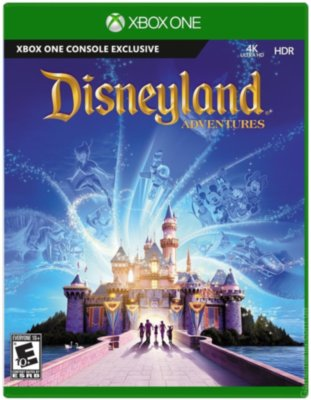 Disney Adventures (Xbox One)