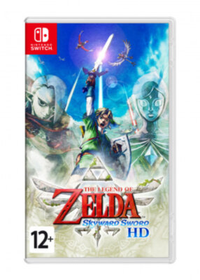 The Legend of Zelda Skyward Sword HD (Nintendo Switch)