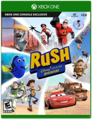 Rush Disney Pixar Adventure (Xbox One)