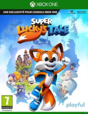 Super Luckys Tale (Xbox One)