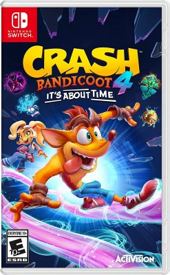 Crash 4 It's About Time (Nintendo Switch)