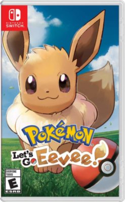 Pokemon: Let's Go, Eevee! (Switch)