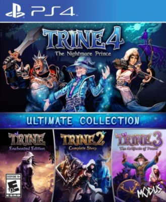 Trine Ultimate Collection (PS4)