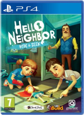 Hello Neighbor Hide and Seek  (PS4)
