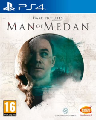 Man of Medan (PS4)