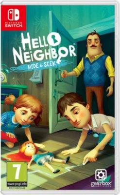Hello Neighbor Hide and Seek (Switch)