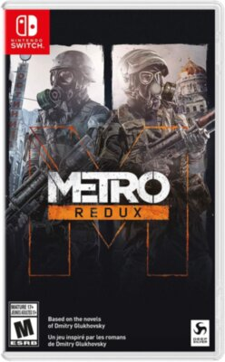Метро 2033 Redux (Nintendo Switch)