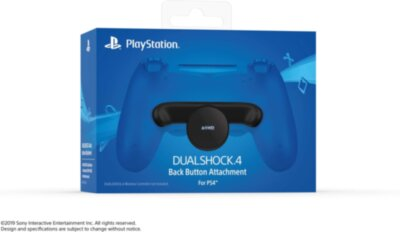 DualShock 4 Back Button Attachment PlayStation 4