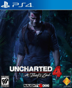 Uncharted 4 Путь вора (PS4)