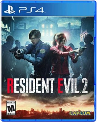 Resident Evil 2: Remake (PS4)