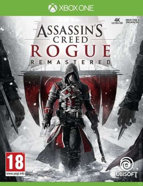 Assassins Creed Rogue (Xbox One)