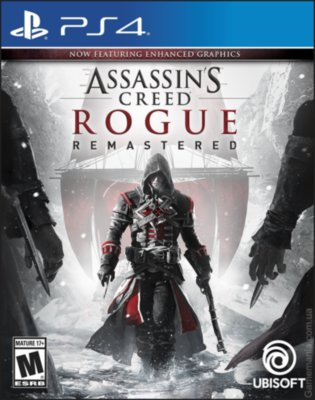 Assassins Creed Rogue (PS4)