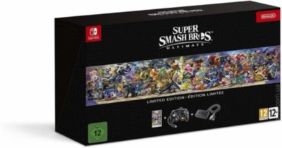 Super Smash Bros Ultimate Limited (Switch)