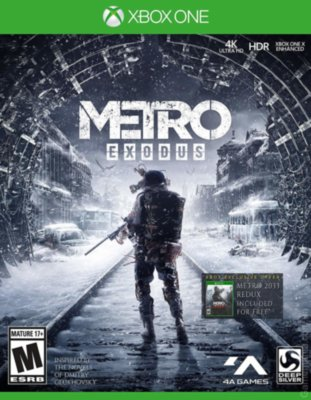 Metro Exodus Day One (Xbox One)