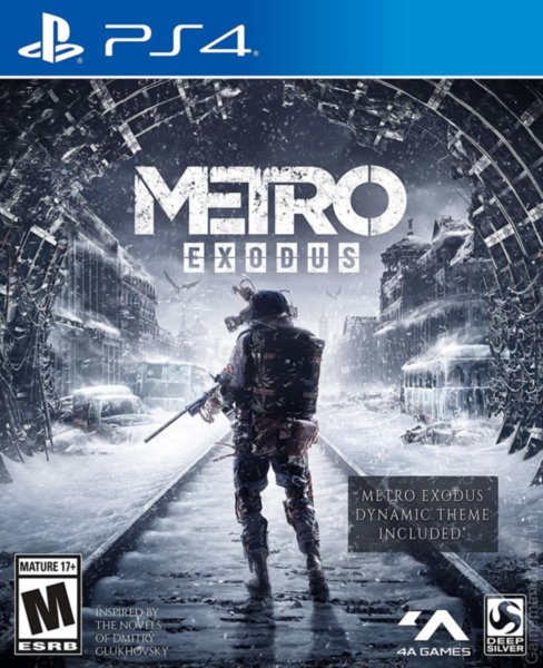 Metro Exodus Day One (PS4)