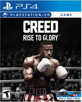 Creed Rise to Glory VR (PS4)