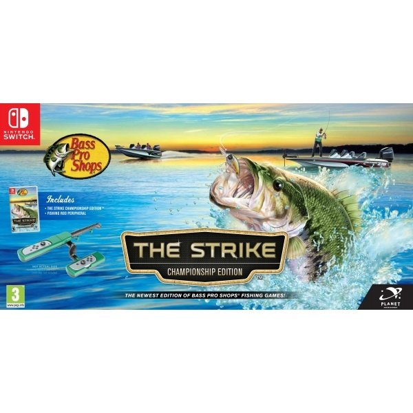 Bass Pro Shops The Strike Championship Edition (Switch)